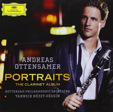 Andreas Ottensamer Portraits The Clarinet Album