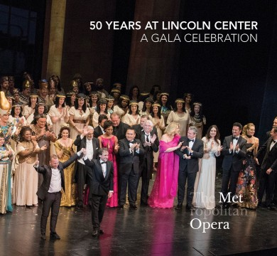 50 ans au Lincoln Center, UN GALA FESTIF